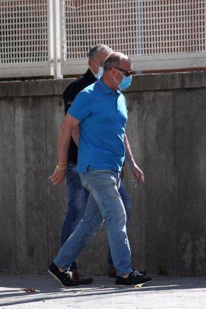 Manolo continúa en Madrid ultimando los trámites tras el fallecimiento de Mila