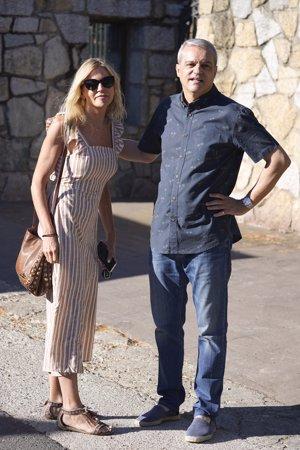 Ramón y Patricia, de lo más unidos tras su separación