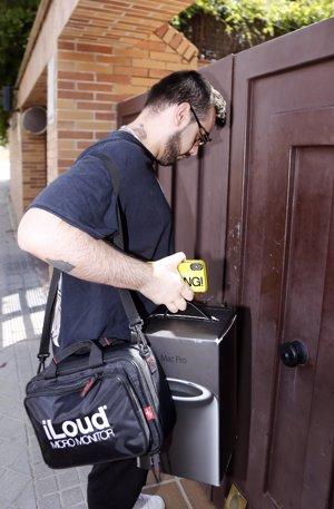 Álvaro Lobo ha vuelto a casa de Alejandra Rubio para recoger sus cosas