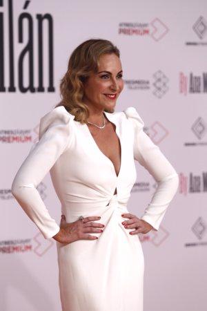 Ana Milán ha presentado la segunda temporada de su serie en el Festival de Vitoria