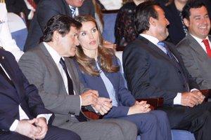EP: Doña Letizia en la entrega de Premios Solidarios Once