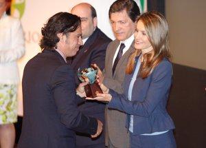 EP: La Princesa de Asturias ha sido la encargada de entregar los Premios