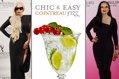 Lady Gaga y Alaska obtienen una categoría especial por ser mujeres clásica y extravagantes al igual que el Cointreau Fizz clásico con tomates cherry