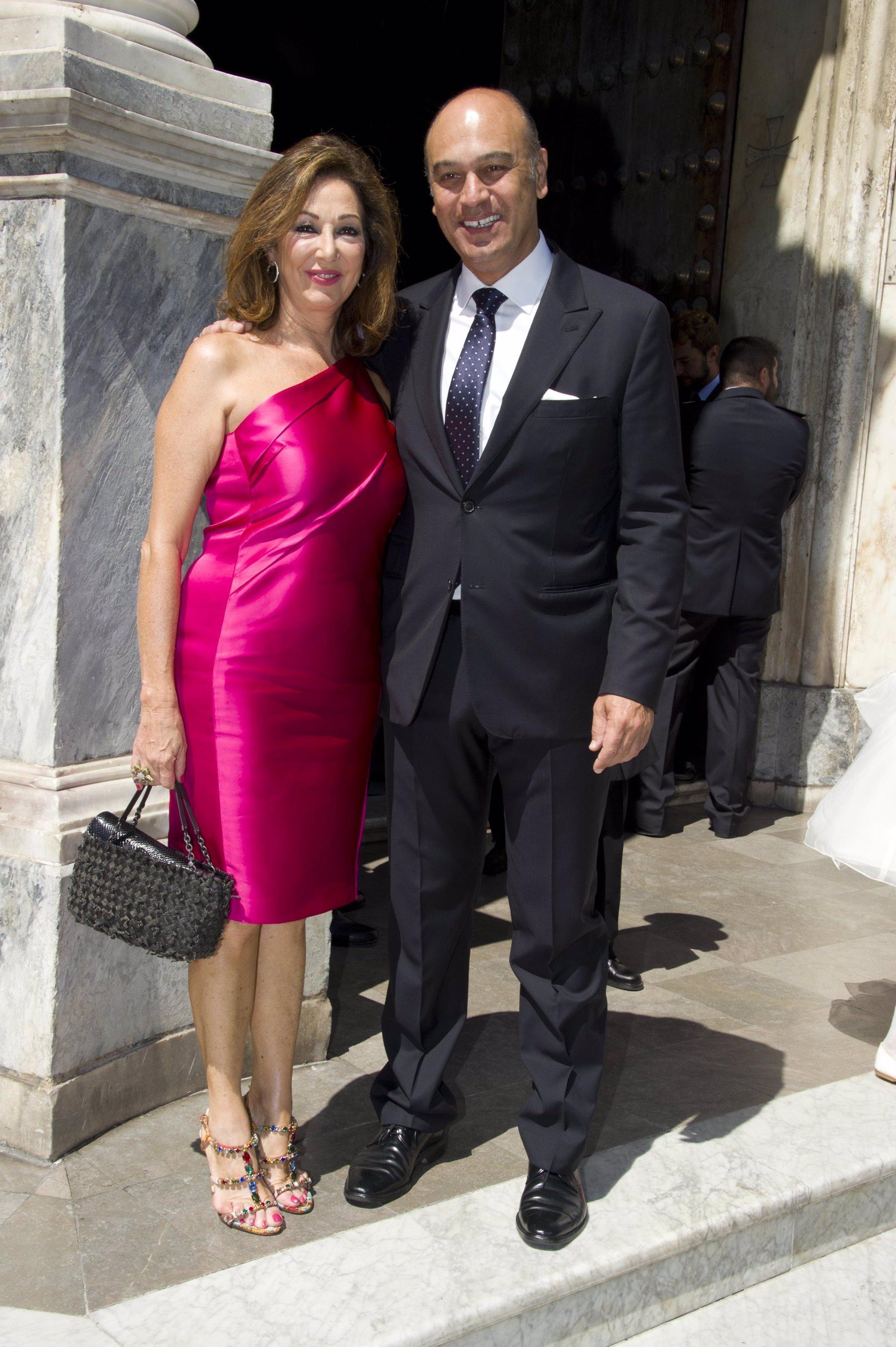 Con Pardo En La Marido Su De Ana Patricia Quintana Boda Rosa DHeW2IYb9E