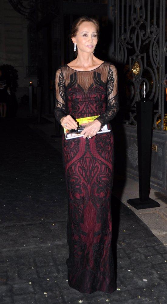 Isabel Preysler espectacular Vanity Fair