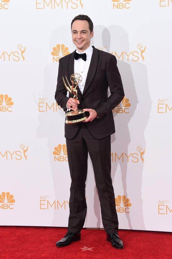 Jim Parsons Mejor Actor en Serie de Comedia
