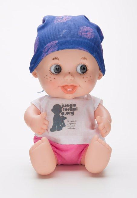 baby pelones pelón de Amelia Bono, juegoterapia
