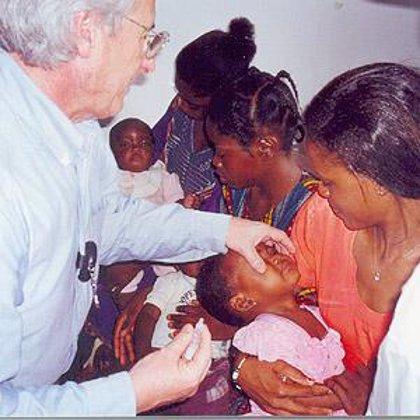 La estrategia mundial de erradicación de la polio depende de cuatro países, según la OMS