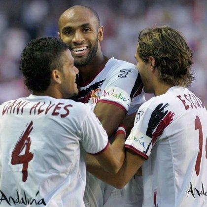 El Sevilla se coloca tercero mientras Betis y Real Sociedad siguen sin ganar