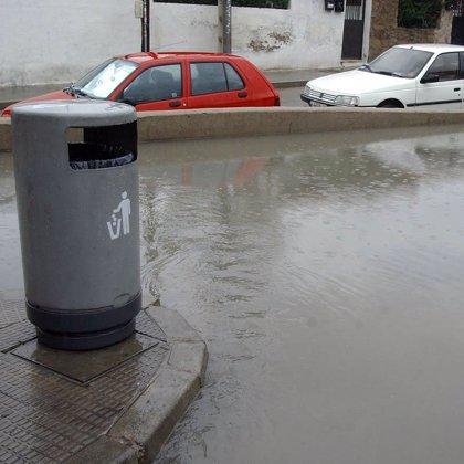 Las lluvias torrenciales en Galicia provocan otra vez desbordamientos e inundaciones