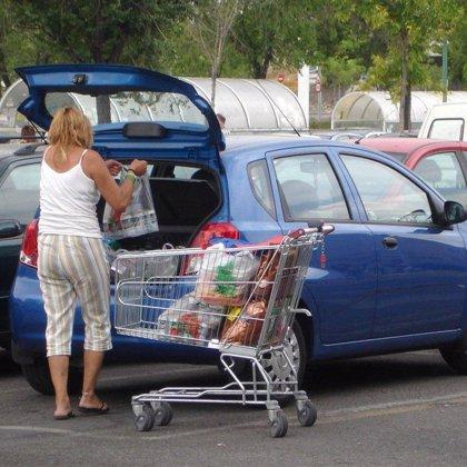 Fuerte descenso en el consumo de pan y leche en los hogares españoles
