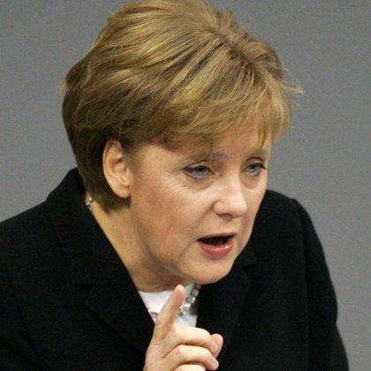 Merkel pide al nuevo secretario general de la ONU Ban Ki Moon que lleve a cabo una reforma de Naciones Unidas