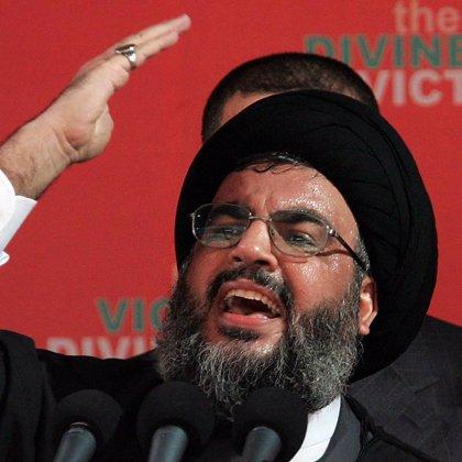 El líder de Hezbolá dice que las protestas continuarán, aunque está dispuesto a negociar un mayor peso en el Ejecutivo