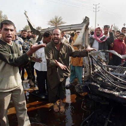 Al menos 23 personas mueren en Irak en distintos enfrentamientos, entre ellos, una niña de siete años
