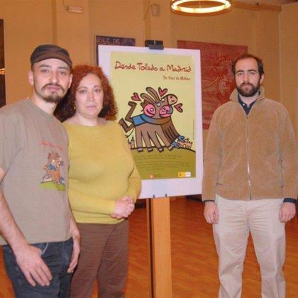 Rakatá estrena la adaptación de 'Desde Toledo a Madrid'