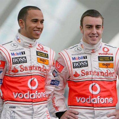 Alonso, un segundo más rápido que Hamilton en el segundo día de entrenamientos en el Ricardo Tormo