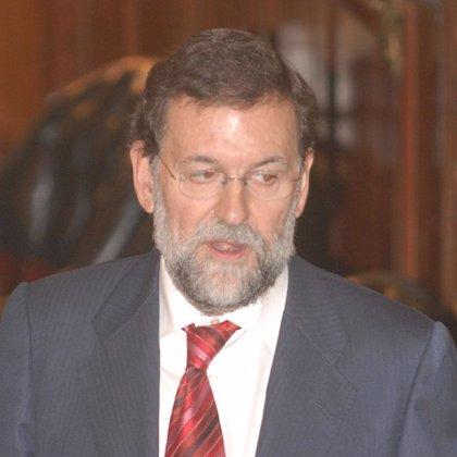 """Rajoy pidió a Zaplana y a Camps que cerrasen sus discrepancias por la CAM """"de inmediato"""" y que pensasen en el partido"""