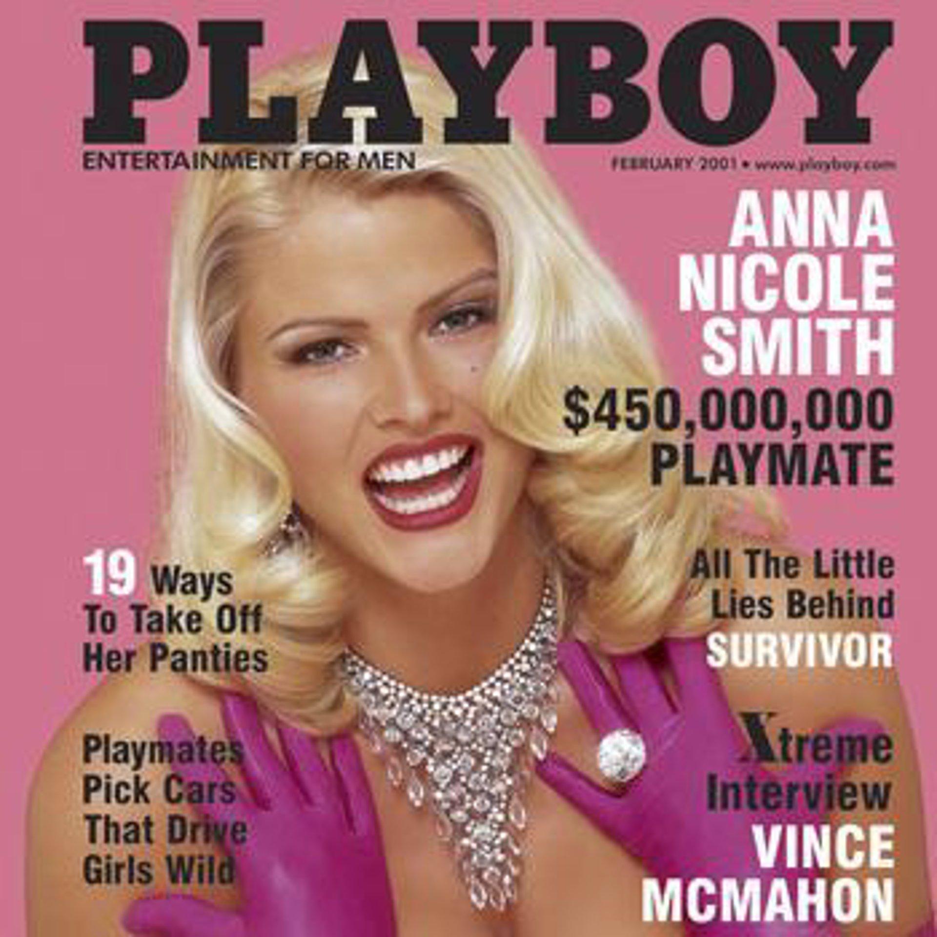El caso de Anna Nicole Smith será protagonista de un capitulo de  Ley    Orden  3133fa032e