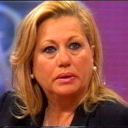 Mayte Zaldívar visita Antena 3... y van tres