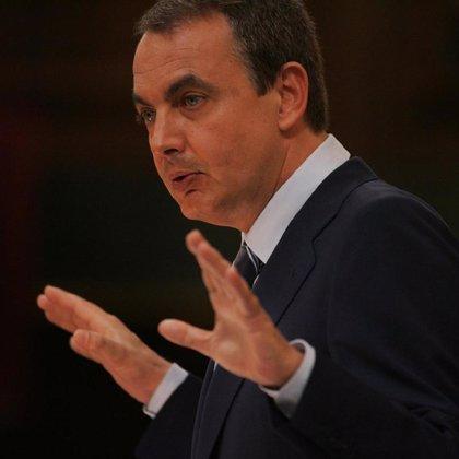 Zapatero destaca, en el Debate del Estado de la Nación, la ley antitabaco y el fomento de la investigación biomédica