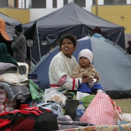 Oxfam comenzará su misión en Perú asistiendo a 2.000 familias de zonas rurales