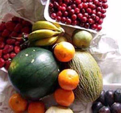 Los colorantes naturales de frutas y verduras podrían proteger frente al cáncer gastrointestinal, según un estudio