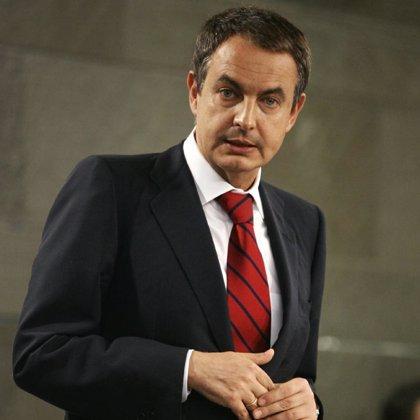 """Zapatero afirma que """"no está en la agenda"""" del Gobierno el debate sobre el endurecimiento de penas para pederastas"""