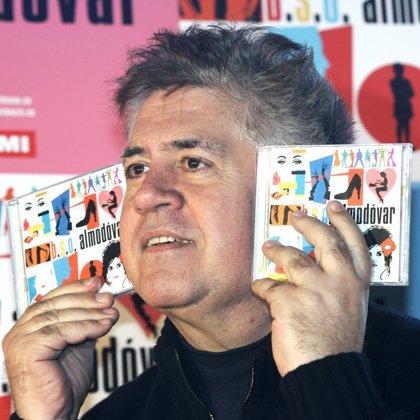 Almodóvar confirma que su próxima película se titulará 'Los abrazos rotos' y será una historia desgarradora de amor loco