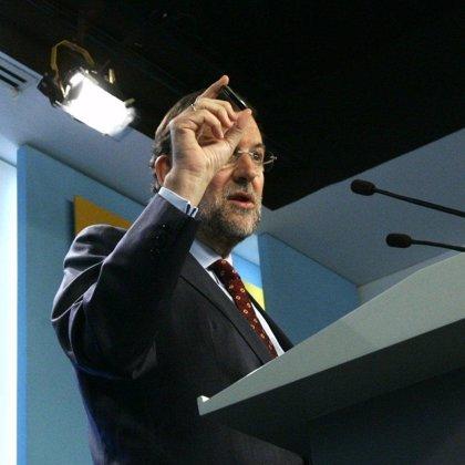 """Rajoy se compromete a una subida de las pensiones más bajas como """"máxima prioridad del gasto público"""""""