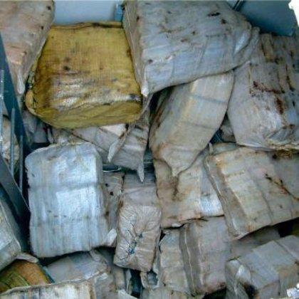 Empleados de una conservera de Vigo descubren 500 kilos de cocaína en un contenedor de pescado procedente de Ecuador