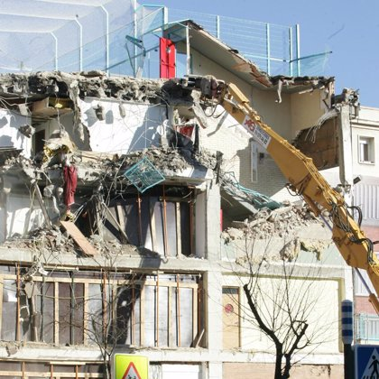 El Ayuntamiento de Madrid ordena cerrar totalmente el colegio Sagrado Corazón
