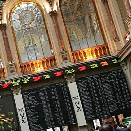 El Ibex 35 pierde un 3,82% en su primera semana del año y cae a los 14.600 puntos en sólo tres días de Bolsa