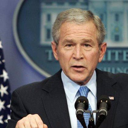 Bush llega a Israel con el objetivo de impulsar los esfuerzos para lograr un acuerdo de paz