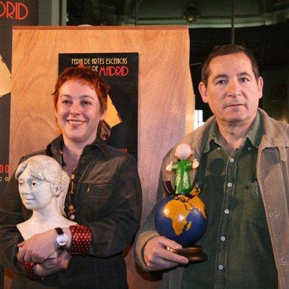 La actriz y directora de escena Laila Ripoll y el festival segoviano 'Titirimundi' reciben el premio ARTEMAD