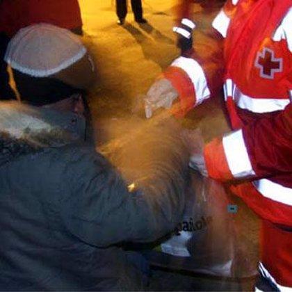 Los seis inmigrantes que llegaron esta madrugada a Alicante están en buen estado de salud