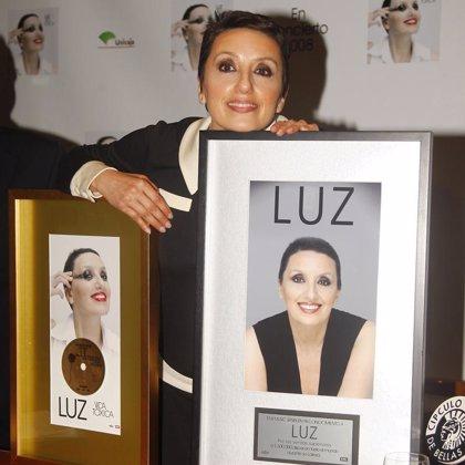 El Gran Teatro acoge mañana un concierto de Luz Casal para el que se han agotado todas las entradas