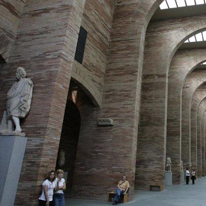 La vida y cultura de Pompeya y Herculano, al descubierto, en una muestra en el Museo de Arte Romano de Mérida