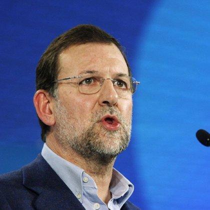 """Rajoy exigirá a Zapatero """"que no gobierne"""" si el PP supera en escaños al PSOE"""