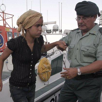 Un cayuco con 86 inmigrantes ilegales subsaharianos llega a las costas de Las Palmas