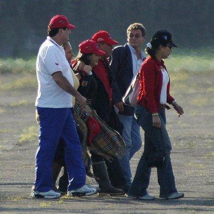 Uno de los liberados por las FARC relata el delicado estado de salud de Ingrid Betancourt