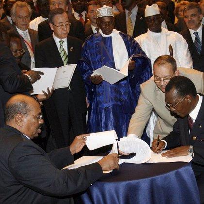 Chad y Sudán firman un acuerdo de no agresión