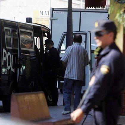 Detenidas 10 personas de países del Este integrantes de un grupo organizado
