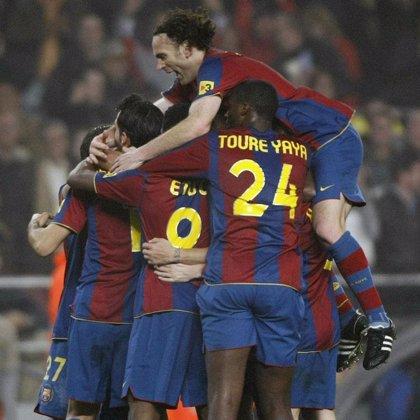 El Barça se medirá al Schalke 04 en cuartos de la 'Champions'