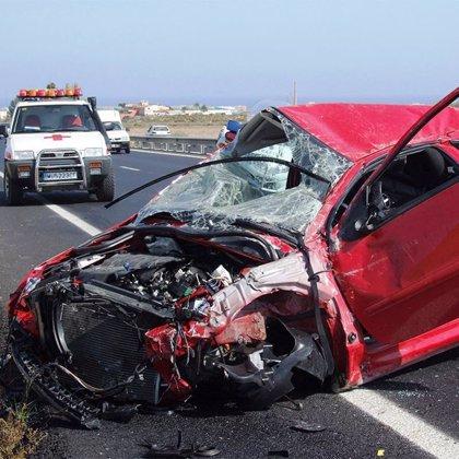 Un total de 18 personas mueren en las carreteras durante el fin de semana