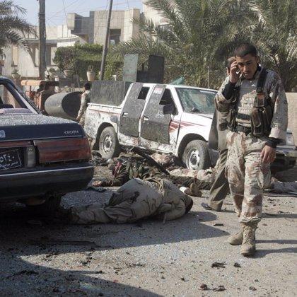 Al menos 39 muertos en un atentado suicida en Irak