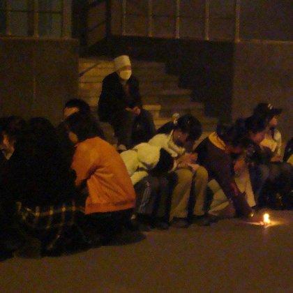 Las protestas tibetanas se extienden a la Universidad en Beijing