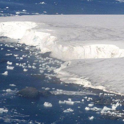 Los glaciares se derriten en tiempo récord