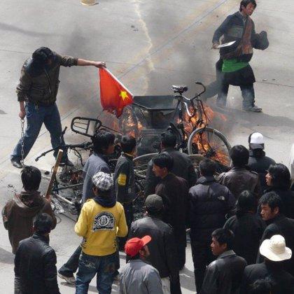 Aumentan a 19 el número de muertos tras los disturbios de Lhasa