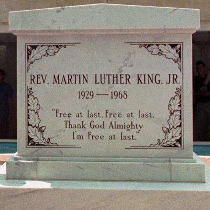 EEUU conmemora el 40 aniversario del asesinato de Luther King