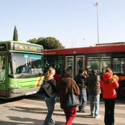 Consorcio refuerza tres líneas de Metro, cinco de buses interurbanos y tres de Cercanías